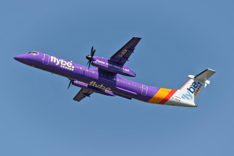 FlyBe Bombardier Dash 8 Q400