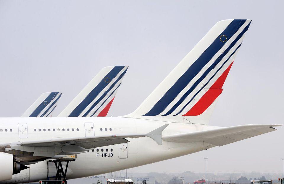Air France Greve