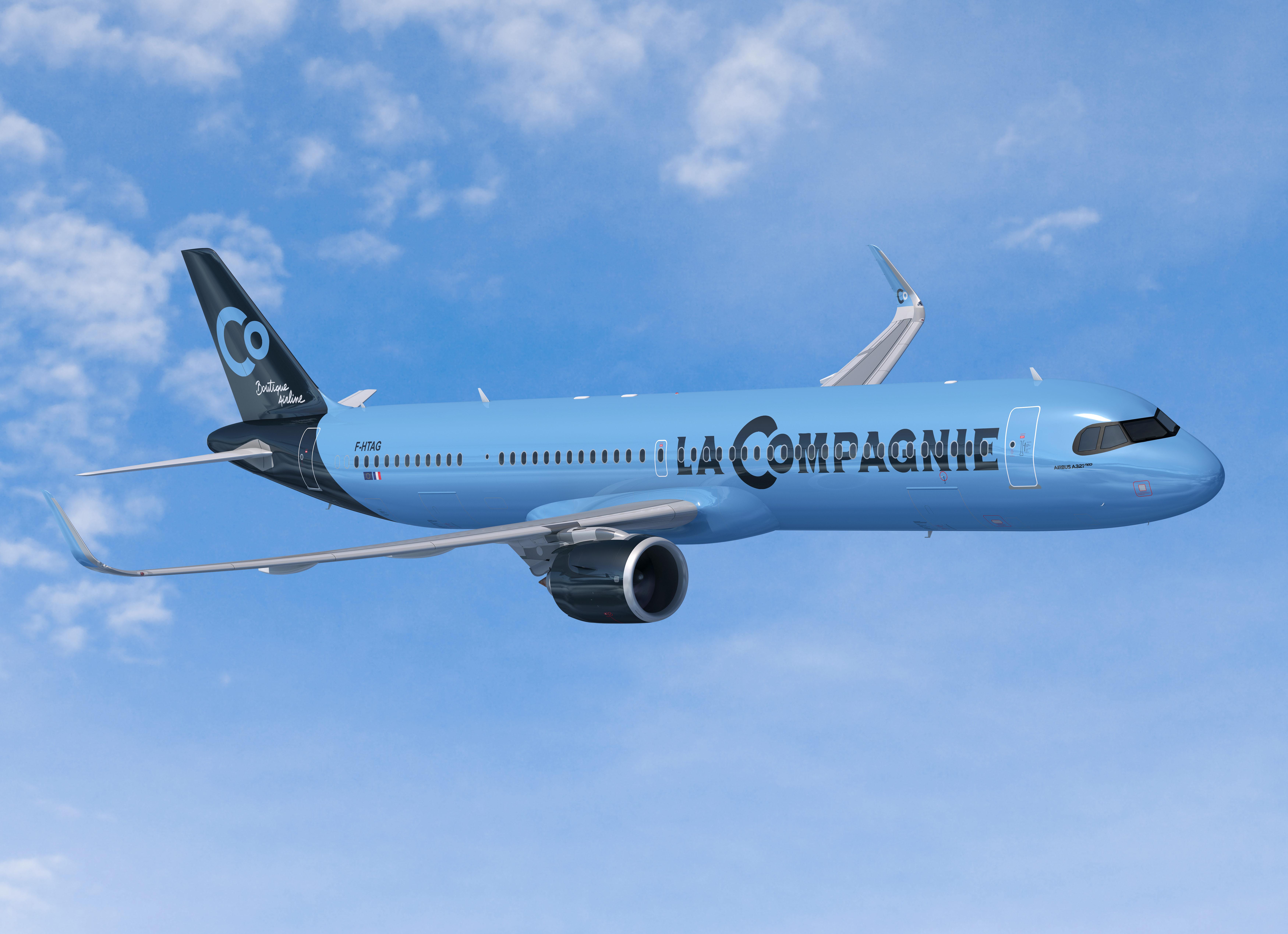 Exterieur A321neo