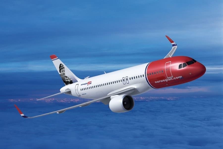 Norwegian_A320neo