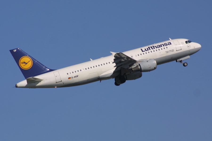 A320-211 Lufthansa