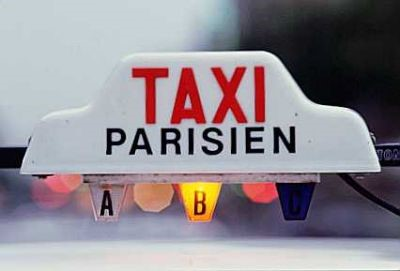 idsud parisian taxis introduction of a flat rate. Black Bedroom Furniture Sets. Home Design Ideas