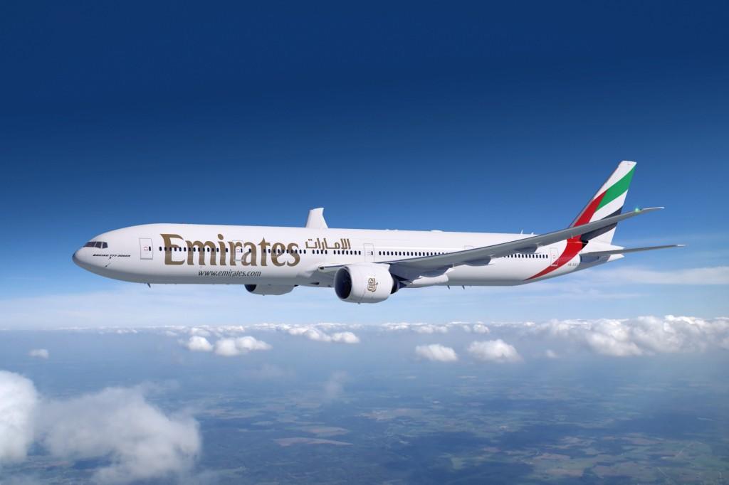 Emirates, Dubai-Bamako