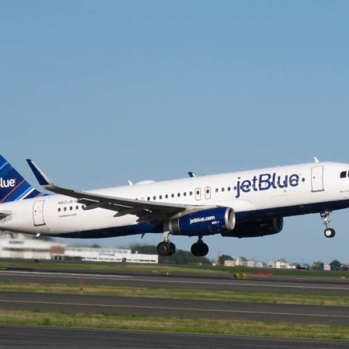 New South America route among JetBlue's sweeping network changes