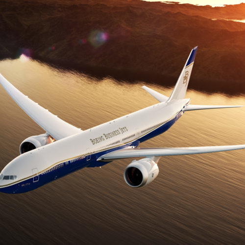 Boeing launches business jet capable of world's longest flight