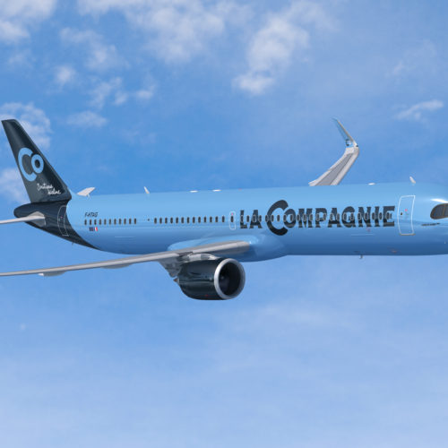 LA COMPAGNIE ANNOUNCES NEW DIRECT BUSINESS-CLASS FLIGHTS BETWEEN NEW YORK AND NICE FROM MAY 2019