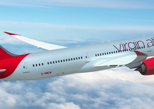 Virgin Atlantic to make South American debut