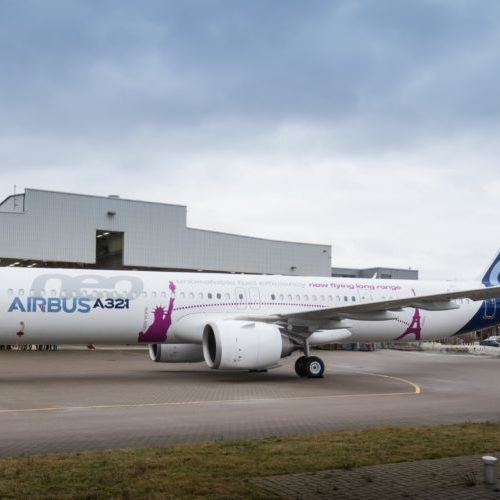 What Routes Can the New Airbus A321XLR Fly?