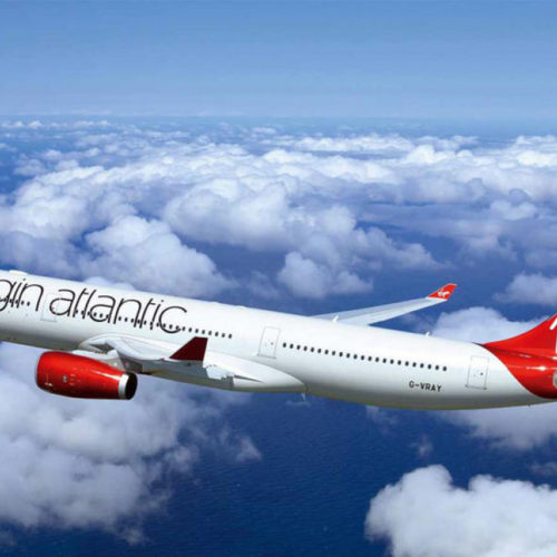Virgin Atlantic Plans to Use Flybe as Focus for More U.K. Deals