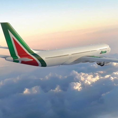 South American Millionaire Bids to Save Alitalia