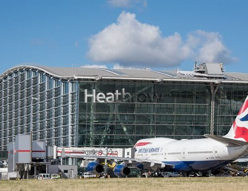 Industrial action at London Heathrow
