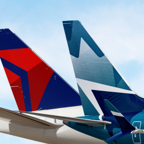 WestJet, Delta Air Lines obtain clearance from Canadian Competition Bureau for transborder joint venture