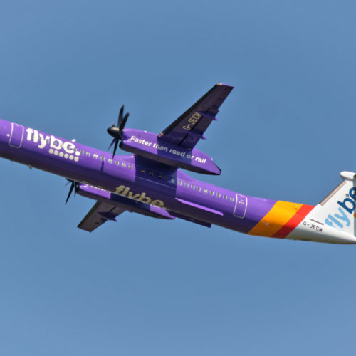 Flybe ceased operations on March 5th