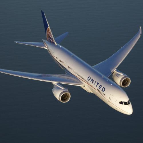 United week of 12APR20 New York operations