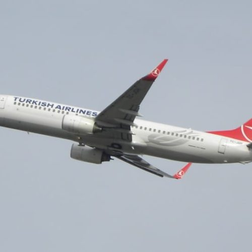 Turkish Airlines suspends all international flights