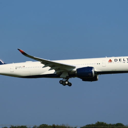 Where Delta is flying in May