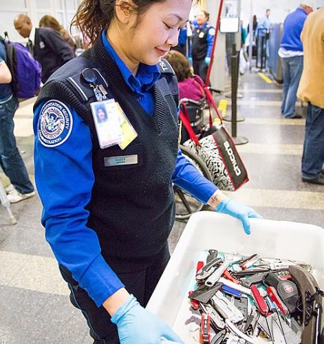 TSA's new screening rules for summer