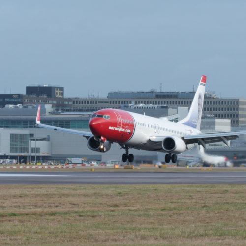 Norwegian halts long haul flights