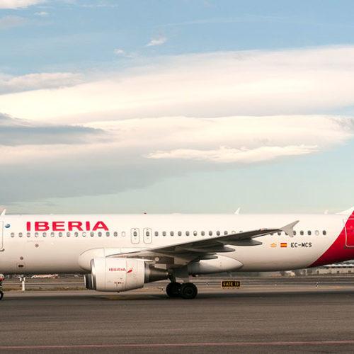 Iberia lance un Madrid – Vatry