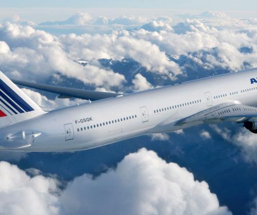 Air France teste une carte d'embarquement biométrique et présente ses nouveautés en termes de technologies
