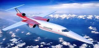 Boeing investit dans le supersonique