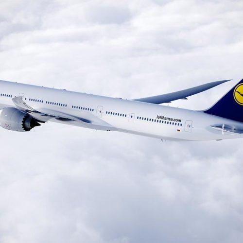 Le premier Boeing 777X de Lufthansa prend forme