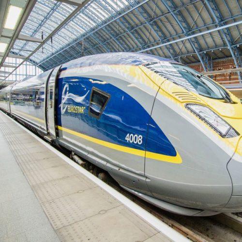 Retards très importants sur Eurostar
