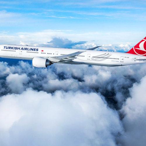 Cinq salons pour Turkish Airlines à Istanbul