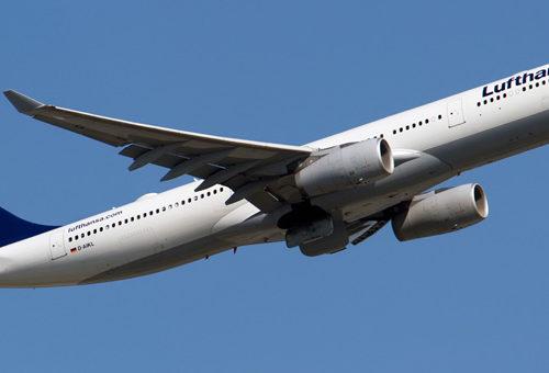 Lufthansa se pose à Austin, Texas