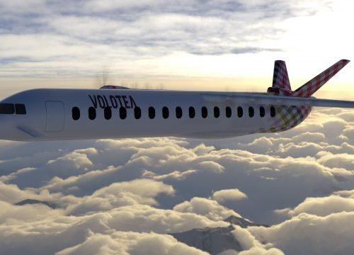Volotea participe au projet d'un avion hybride-électrique court-courrier