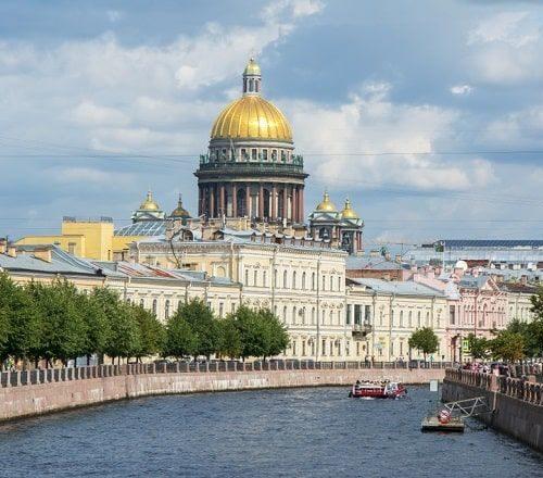 A partir d'octobre un visa électronique gratuit sera suffisant pour visiter Saint Pétersbourg et ses alentours.