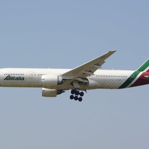 Alitalia repart à San Francisco