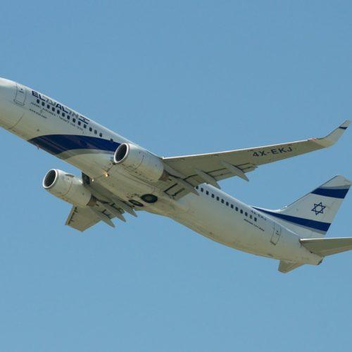 Premier vol historique entre Tel Aviv et Abu Dhabi sur El Al